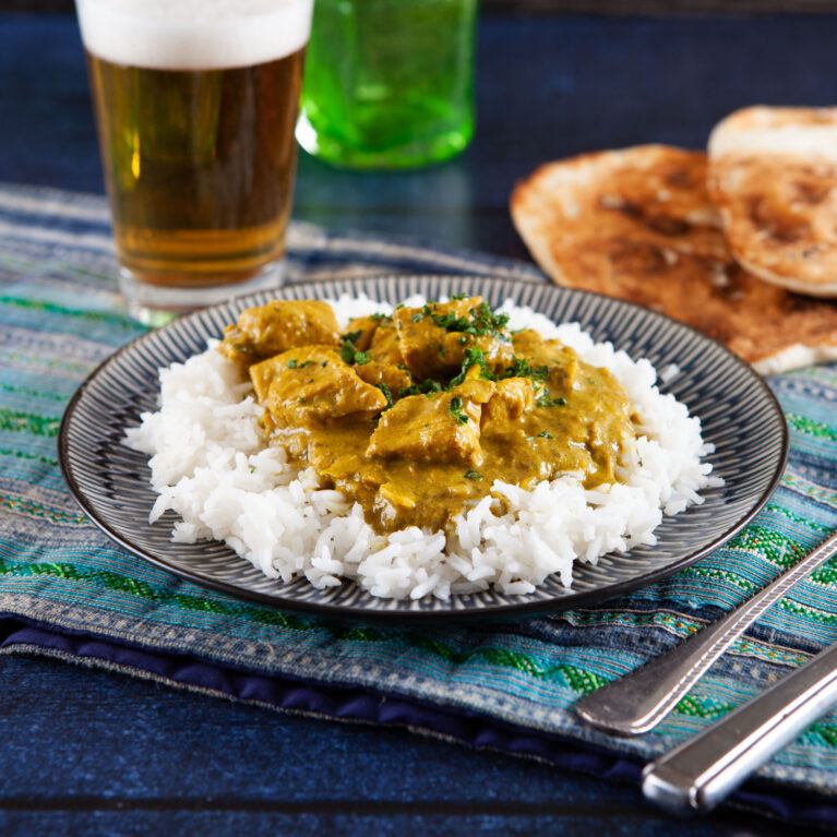 Healthy low salt - Chicken Korma