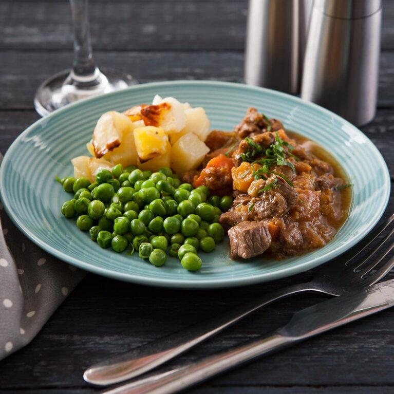 Nutritional Steak Casserole